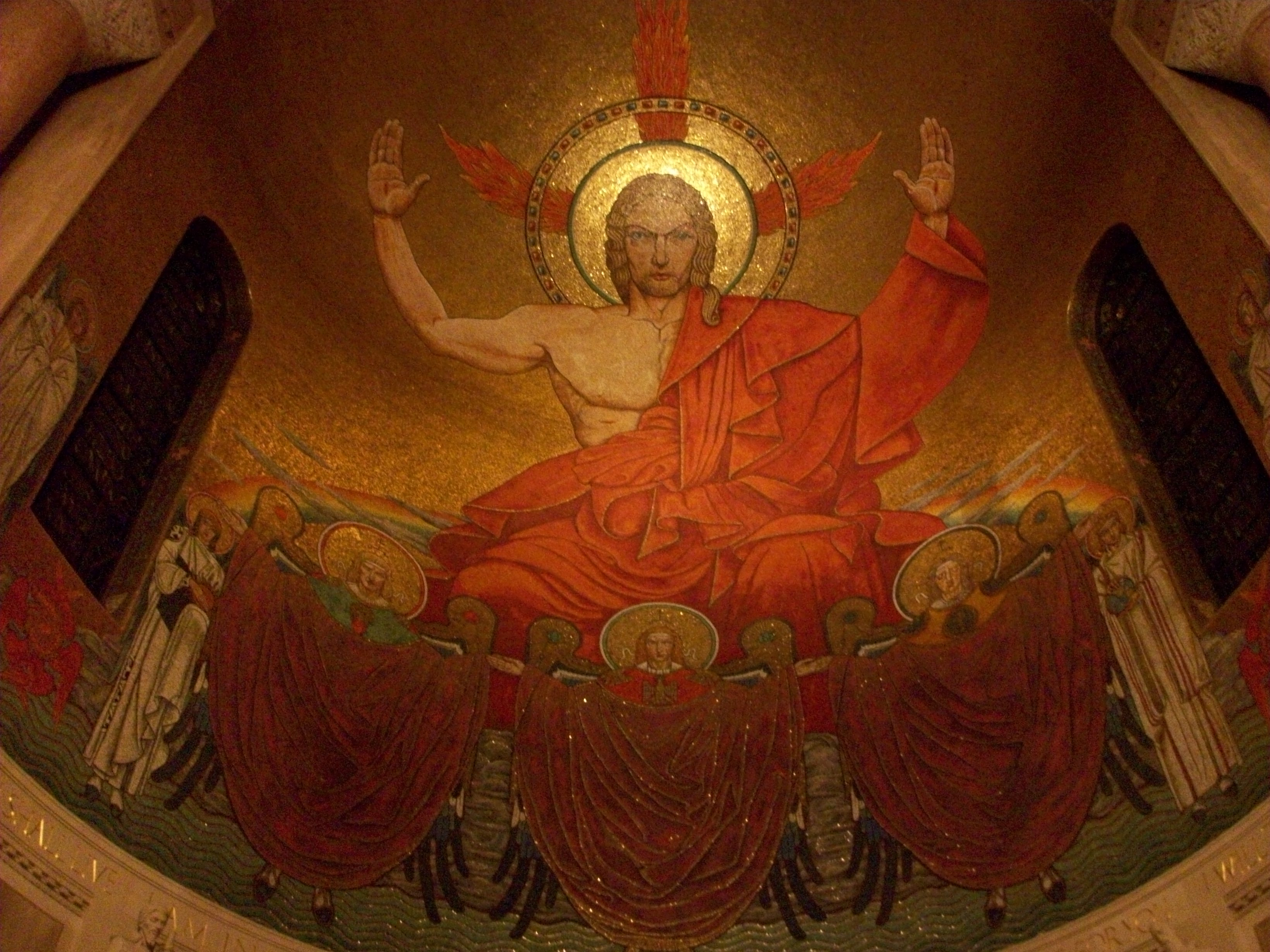 background history on the the shrine of the immaculate conception