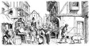 A Renaissance borough. Source.