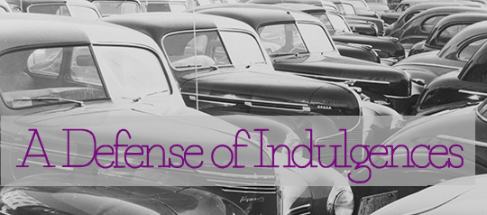 indulgences classic cars