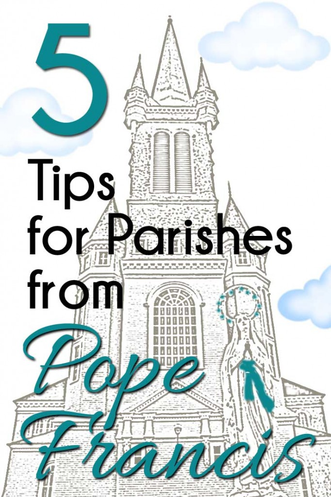Tips for Parishes