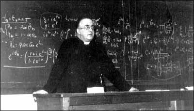 Msgr Georges Lemaître