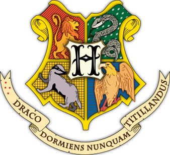 Hogwarts coat of arms