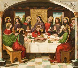 The Last Supper, Master of Portillo (c. 1525)